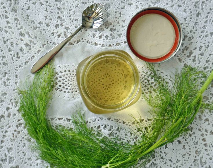 Fennel syrup | Health | Pinterest