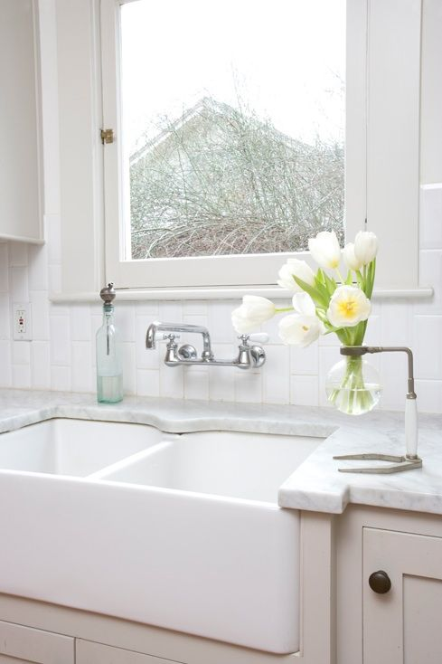 Wall mounted taps Home ideas Pinterest