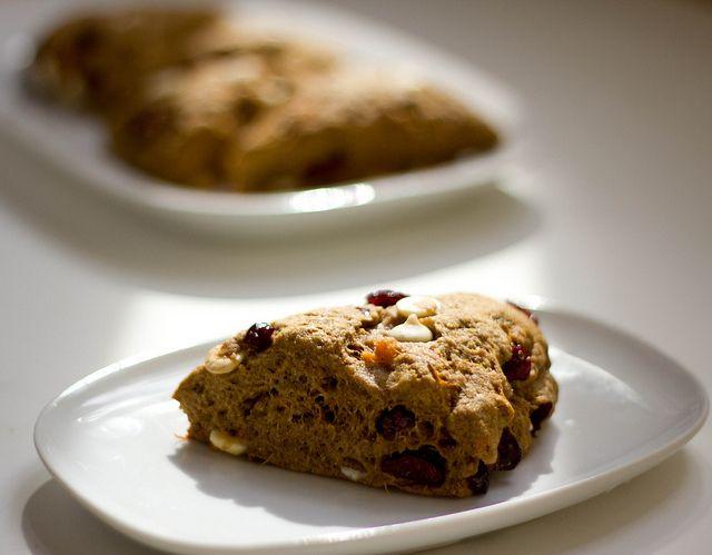Sweet potato scones | eats (deliciousness) | Pinterest