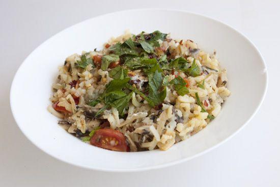 Recipe: Mediterranean Style Sardine with Veggie Noodles http ...