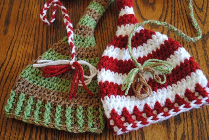 Free Crochet Patterns Elf Hat : The Trendy Elf Hat The Yarn Box Thats Pinteresting ...