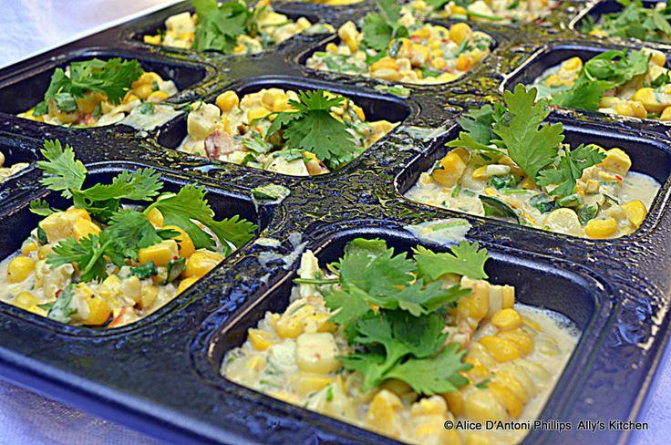 Cilantro Cumin Lime Corn Squares | Bread Bread Bread | Pinterest