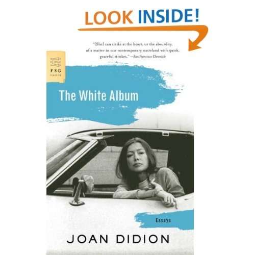 joan didion the white album essay summary