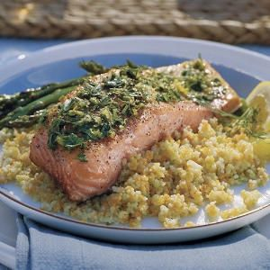 Easy Grilled Salmon | Recipes | Pinterest