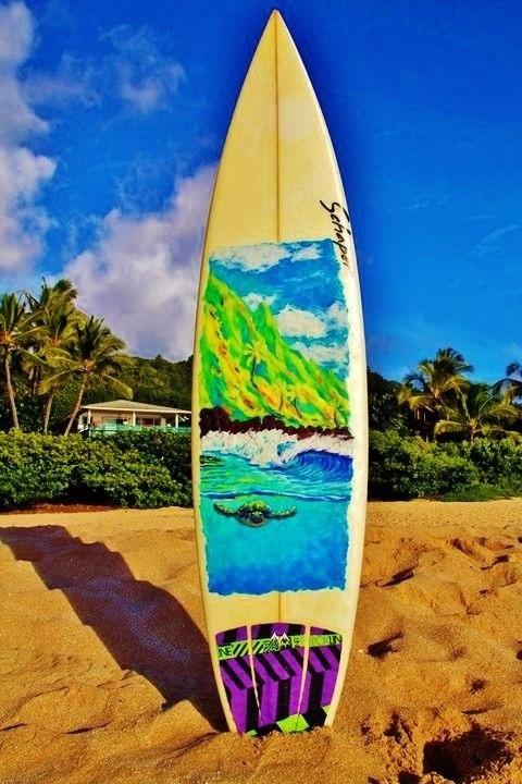 Surf tabla de surf tablas de surf pinterest - Tablas de surf decorativas ...