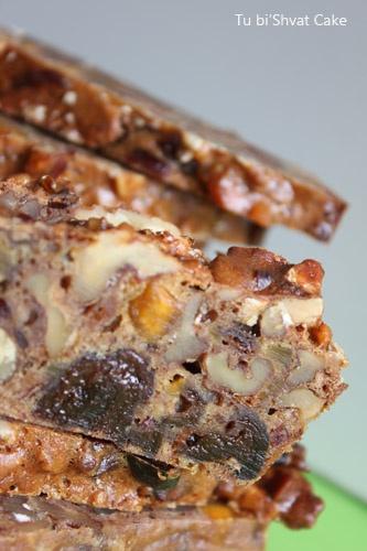 Tu bi'Shvat Cake (see http://www.davidlebovitz.com/2012/06/tu ...