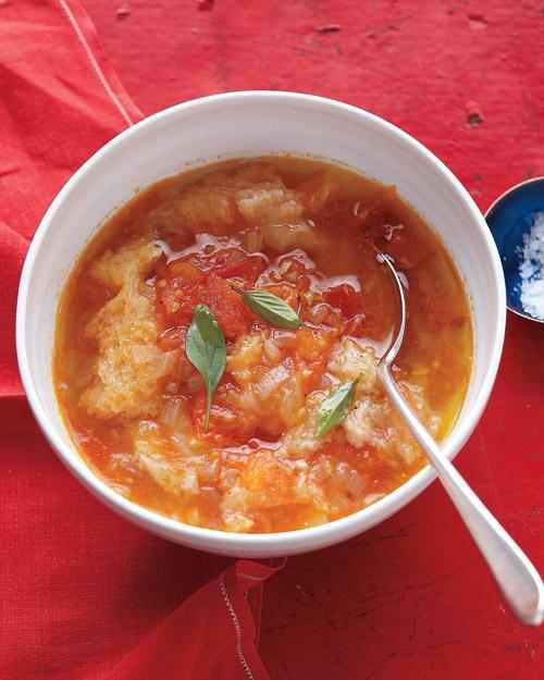 Tomato Bread SOup | soups | Pinterest