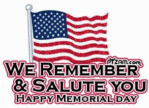 when is memorial day 2015 observed