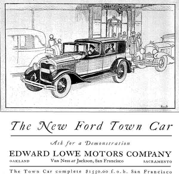 ford motor company advertisement 1929 history is told in pictures. Cars Review. Best American Auto & Cars Review