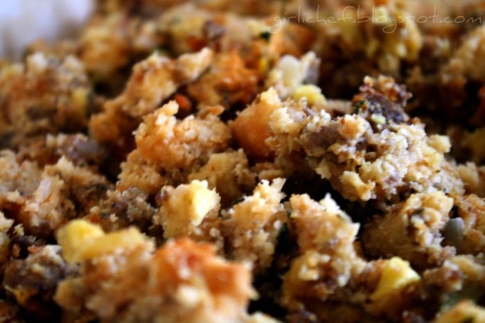 Classic Sage And Sausage Stuffing (or Dressing) Recipes ...