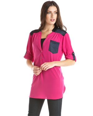 Zoa Tunic Blouse 88