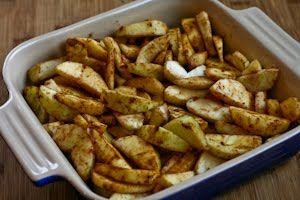 Low-Sugar Flourless Apple Crisp made with Olive Oil (Vegan, Gluten-Fr ...