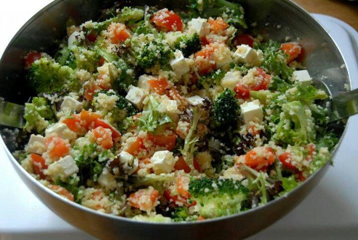 Veggie chicken Bulgar salad | Foods! | Pinterest