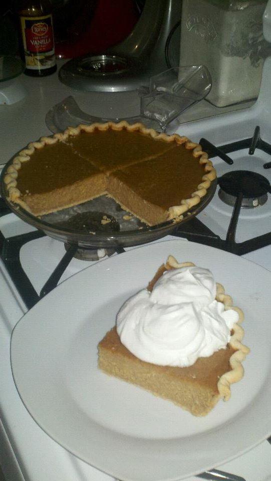 Acorn Squash Pie | Pie | Pinterest