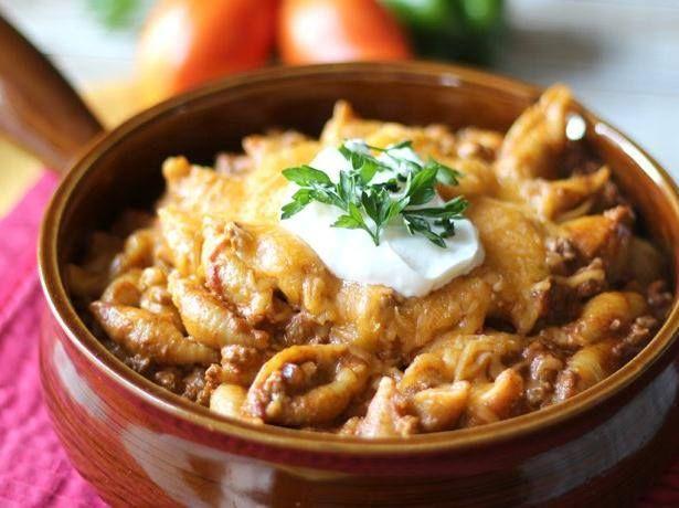Taco Pasta | My Fav Foods | Pinterest