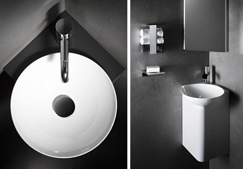 Space Saver Bathroom Sink : space savers