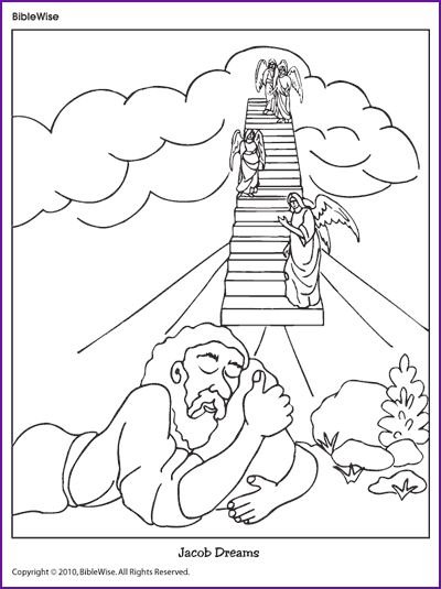 biblewise coloring pages - photo#5