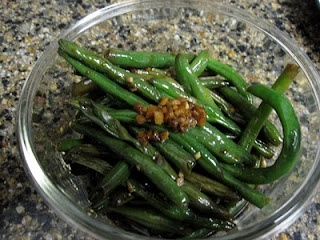 green beans, garlic and olive oil..... | Creative | Pinterest