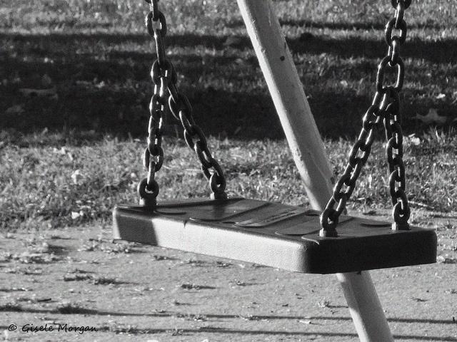 I loved my old metal, green swing set | Vintage Toys ...