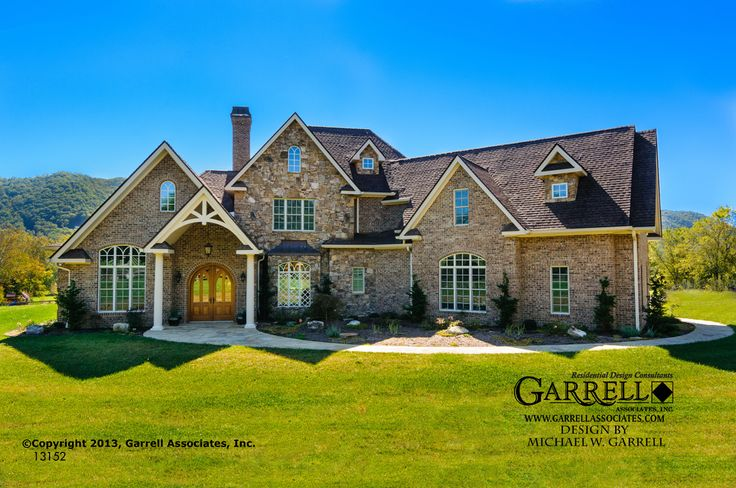 Garrell Associates Inc Avalon Manor Iii House Plan 13152