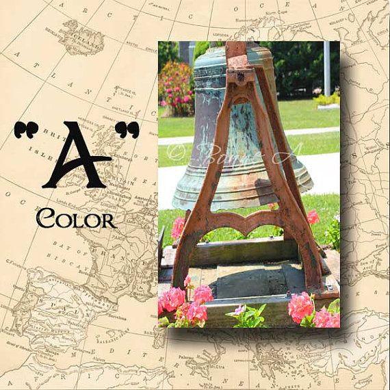 letter a alphabet photography color 4 x 6 photo letter With color alphabet photography letters