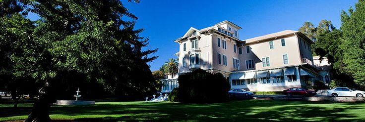 Notre Dame de Namur University, Belmont | California | Pinterest