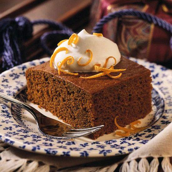 Pumpkin Gingerbread | Recipe