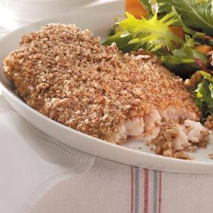 cajun pecan crusted catfish recept yummly cajun pecan crusted catfish ...