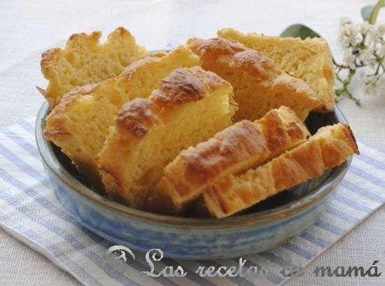 Pan de maiz - sin gluten | World Bread Day 2012 | Pinterest
