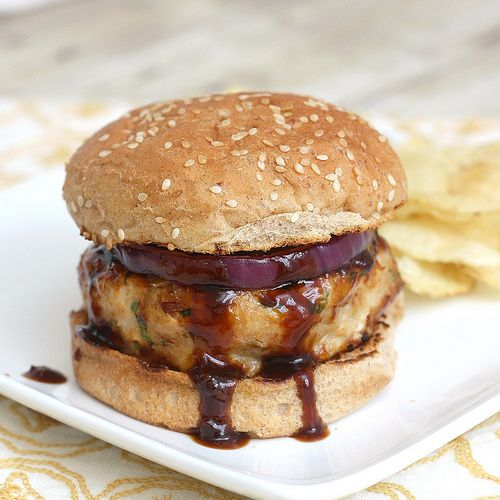 BBQ Chicken Burgers Recipes — Dishmaps