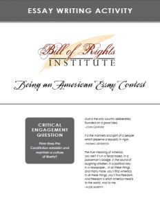 Bill of Rights Document