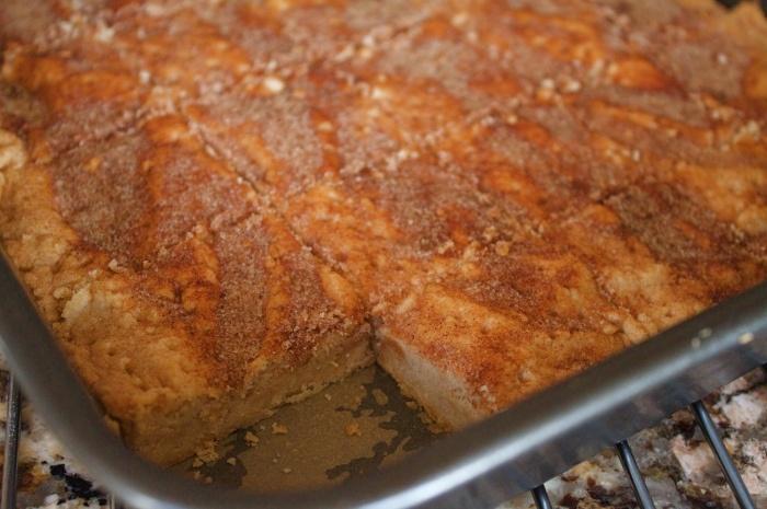 cinnamon toast shortbread   FOOD   Pinterest
