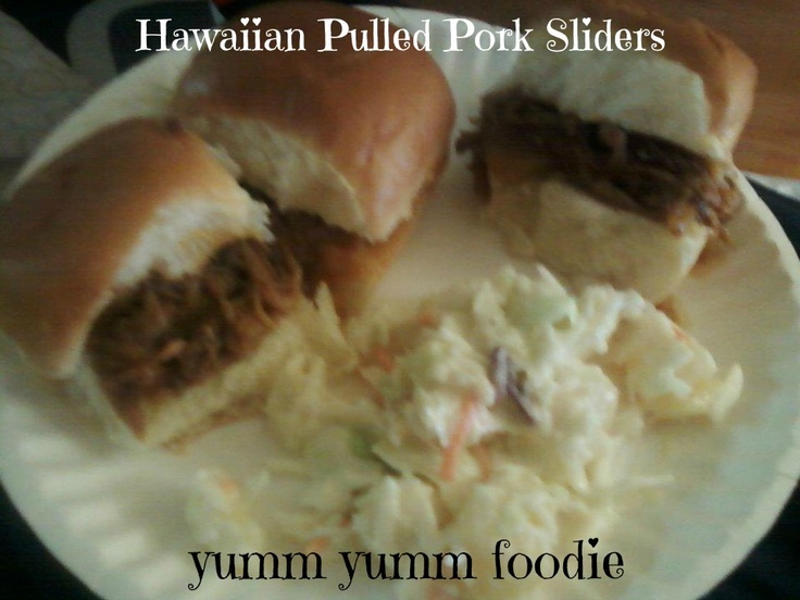Hawaiian Pulled Pork | meat | Pinterest