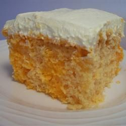 Creamy Orange Cake | AllRecipes.com