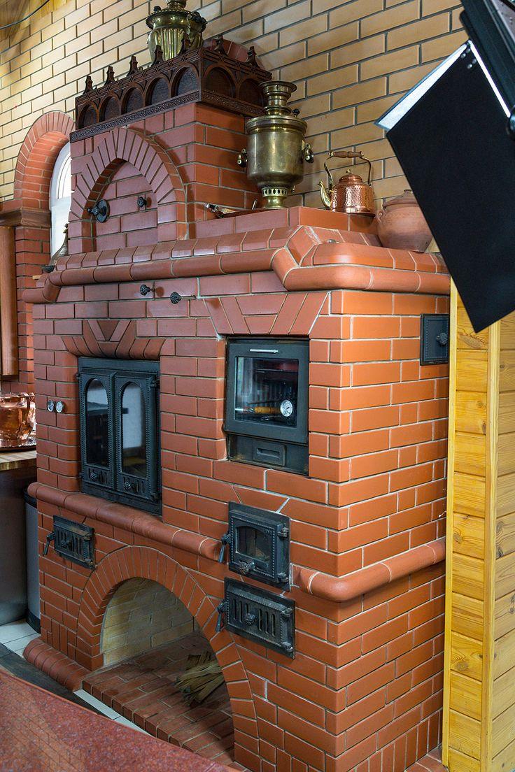 Как сделать маленькую русскую печь