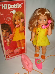 Hi Dottie Doll she was sooo much fun. I took my Hi Dottie ...