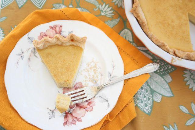 Krissy's Creations: Buttermilk Maple Pie | Sun in my belly... | Pinte ...