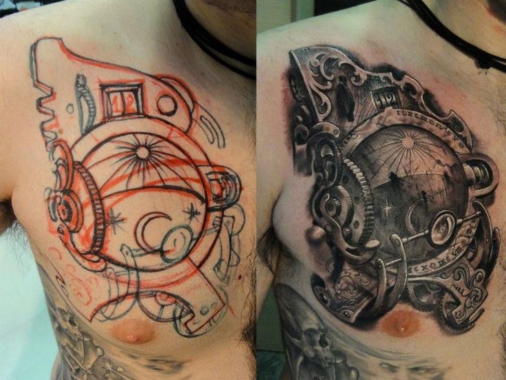 time machine tattoos