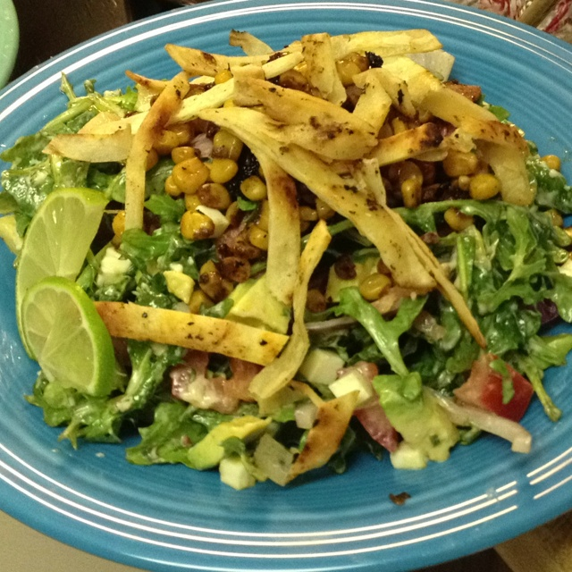 salads cooking light chipotle steak salad the pioneer woman steak ...