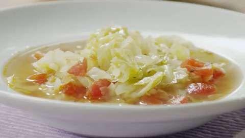 Healing Cabbage Soup | soups | Pinterest