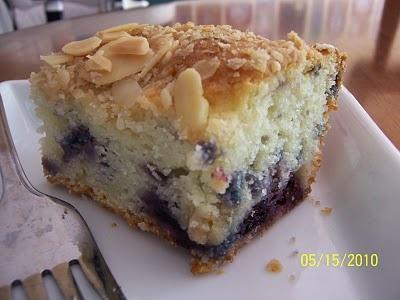 blueberry sour cream coffee cake | Recipes | Pinterest