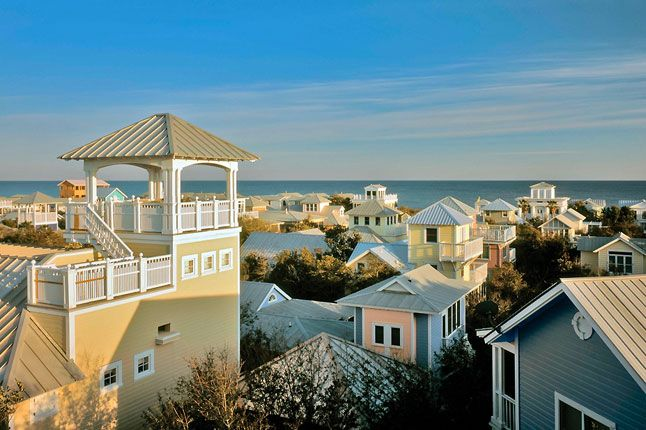 Seaside, FL   ---- one of my favorite places!
