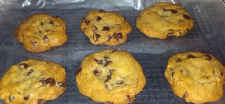 made the NY Times best Chocolate Chip Cookie ever recipe by Jacques ...