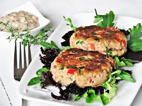 Salmon Cakes | Seafood | Pinterest