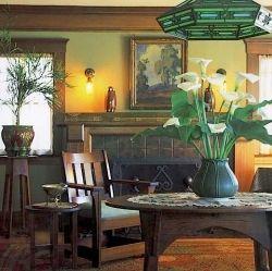Arts and Crafts Period Interior Design and Home Decorating Cbc8e3c20958ea563c93d5f90d976aad