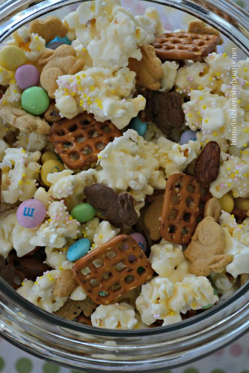 Popcorn Trail Mix Recipes — Dishmaps