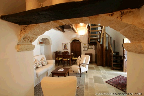 Interior trulli italy pinterest - Interior designer italy ...