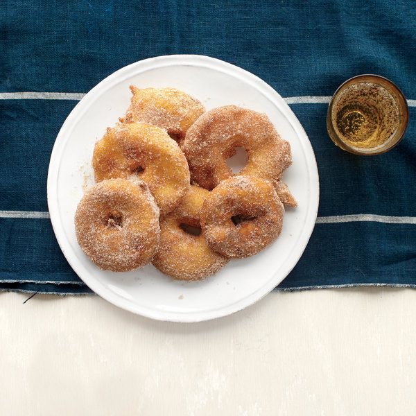 Apple Fritter Rings Recipe | Food Recipes - Yahoo Shine