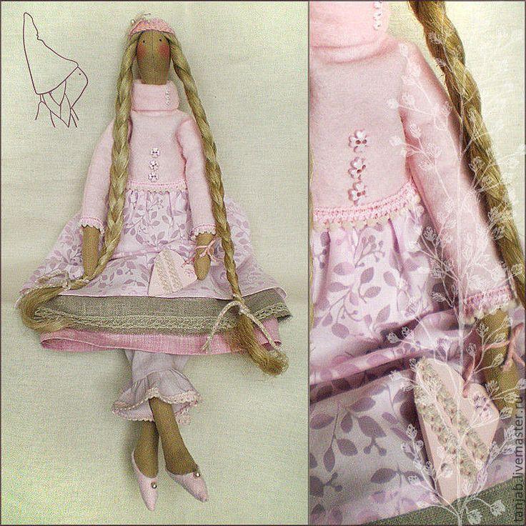 Как сшить бохо платье для тильды 85