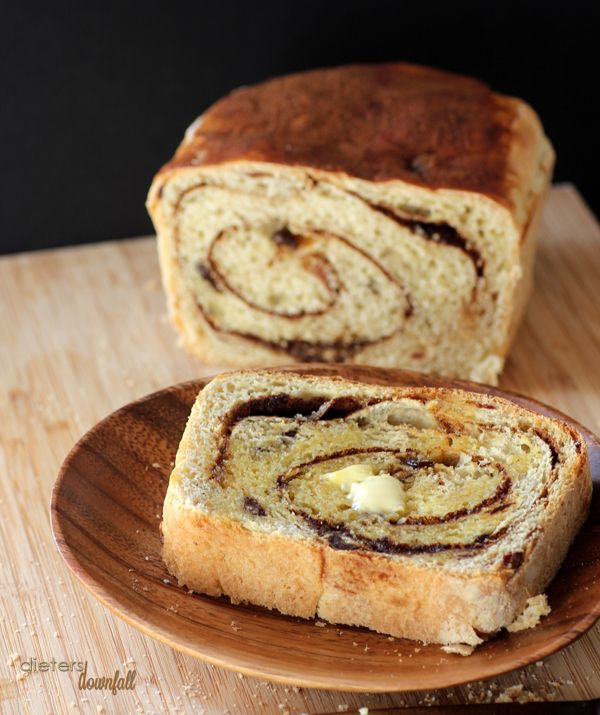 Cinnamon Raisin Bread. Pumped full of flavor and easy to make. from # ...